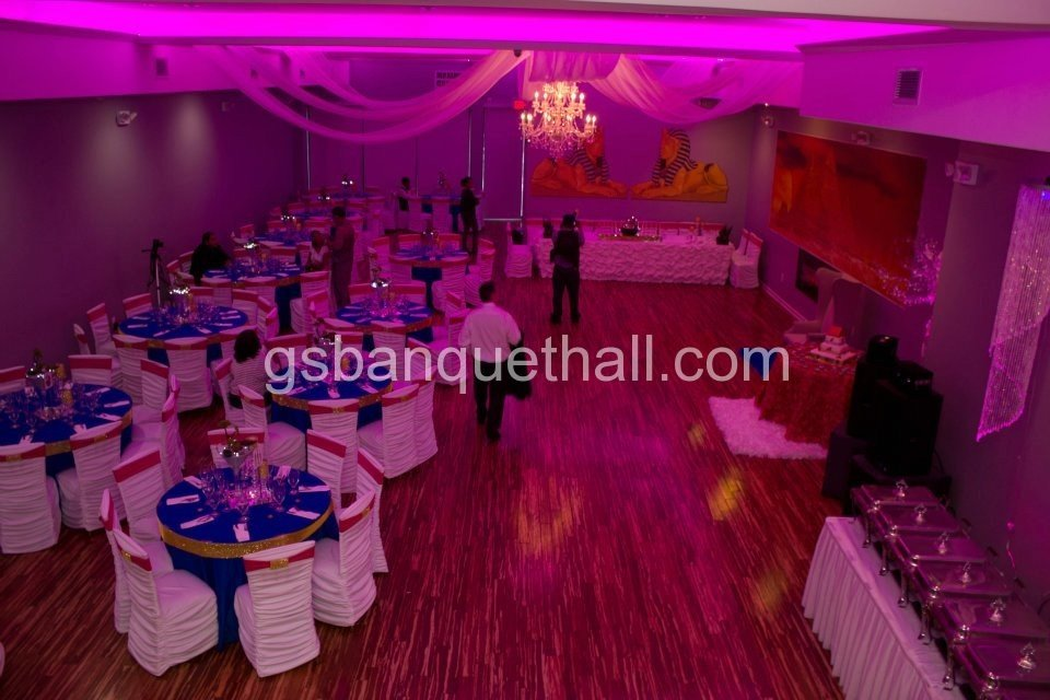 Beautiful Gs Banquet Hall
