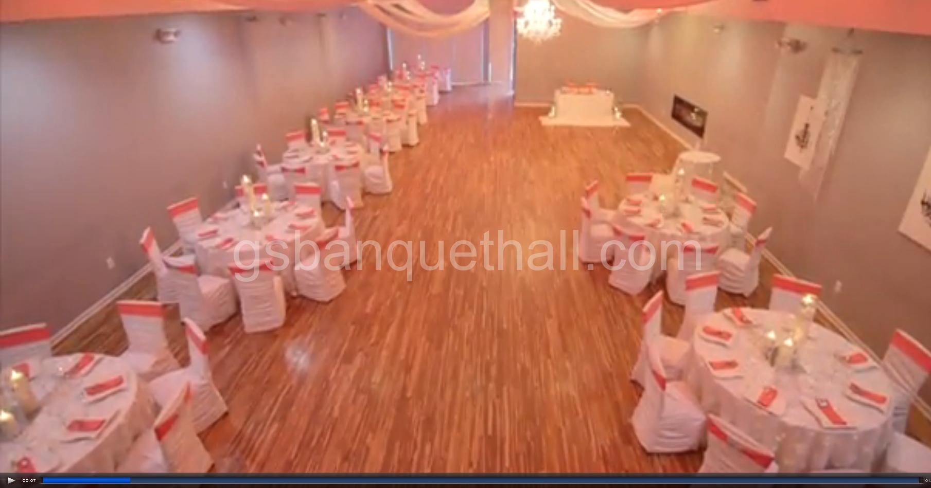Beautiful Gs Banquet Hall