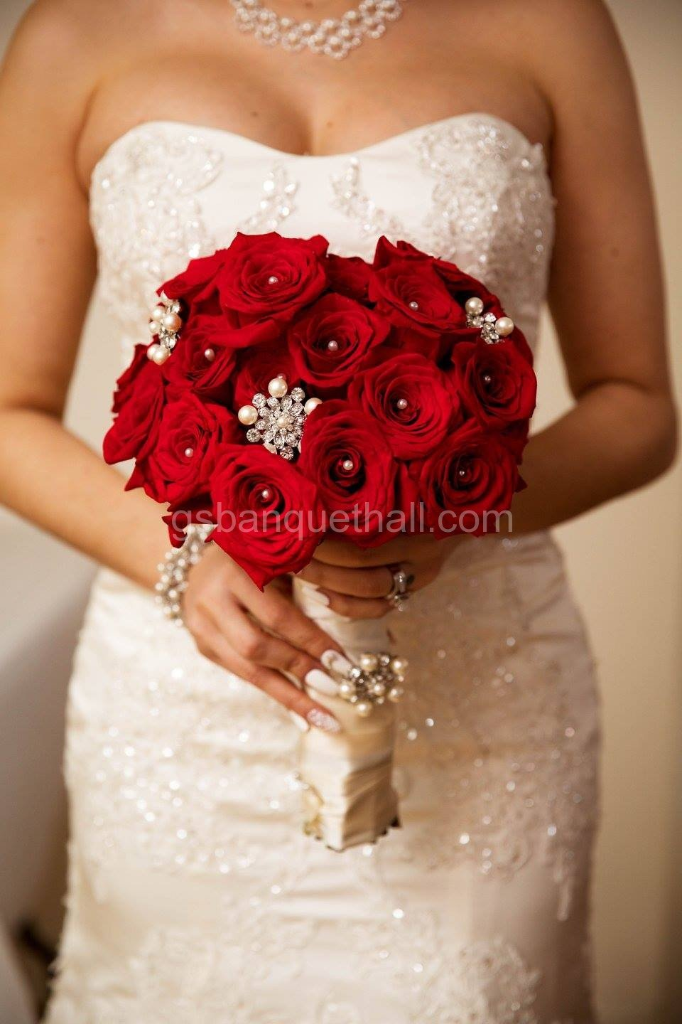 Red romance wedding red theme decoration party decoration shop for hanging birthday decorations birthday banners table decorations confetti and more wedding hall banquet hall party decorations junglespirit Image collections
