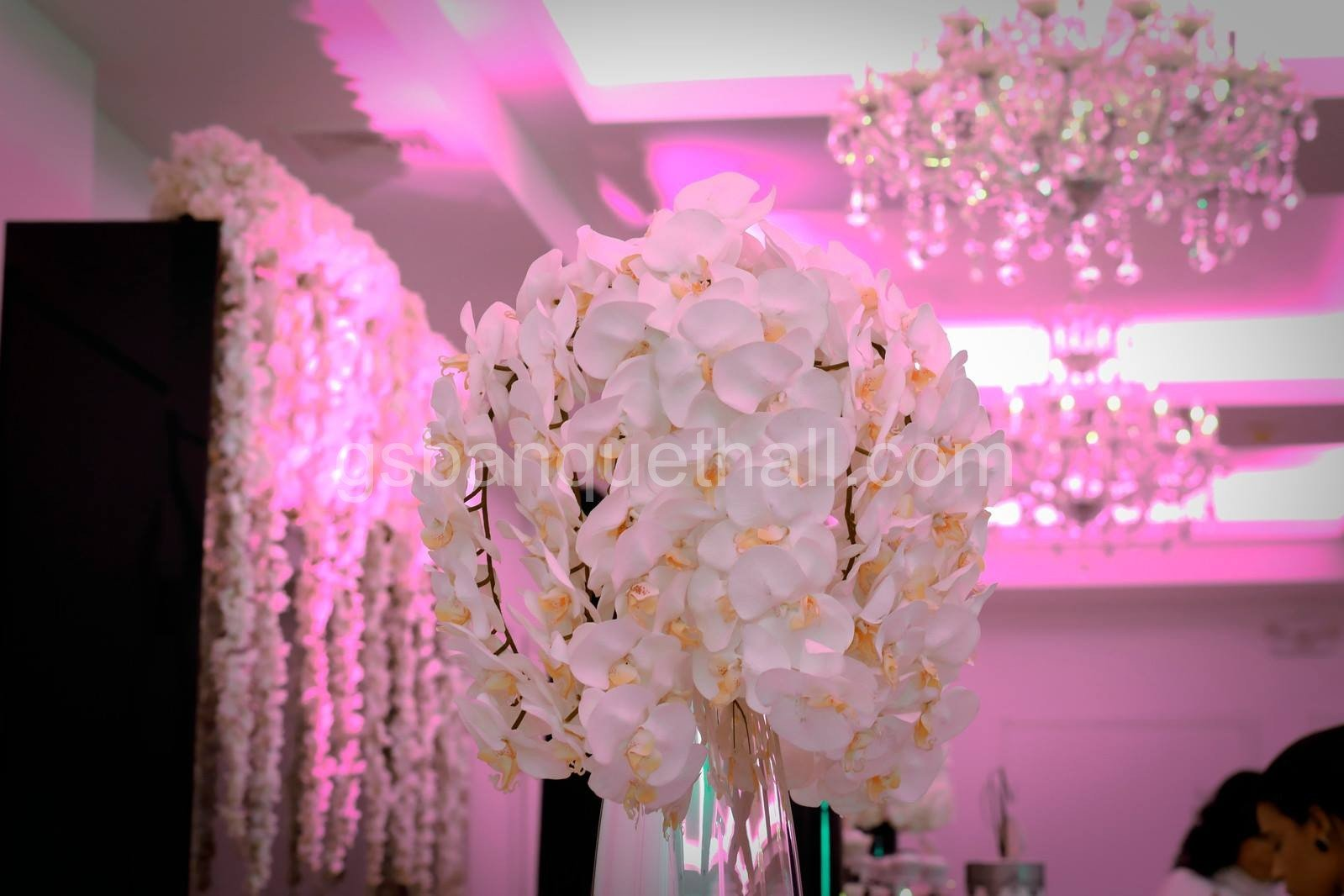 Grand opening of our new location in manhattan shop for hanging birthday decorations birthday banners table decorations confetti and more wedding hall banquet hall party decorations junglespirit Image collections