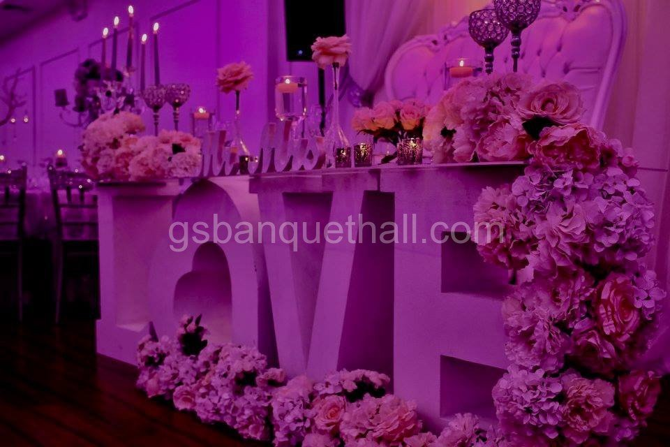Lavender Wedding decoration, decoración de boda color lavanda